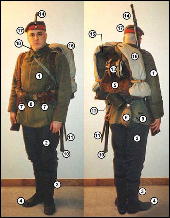 WWI GERMAN M1907 M1915 TUNIC 16TH REGIMENT SHOULDER BOARDS